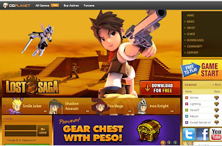 Download Cheat Lost Saga LS Terbaru 2012