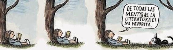 La literatura es un tesoro