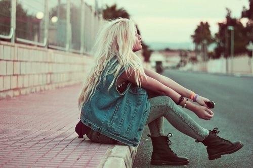 фотографии блондинок