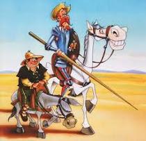 Todo sobre Don Quijote