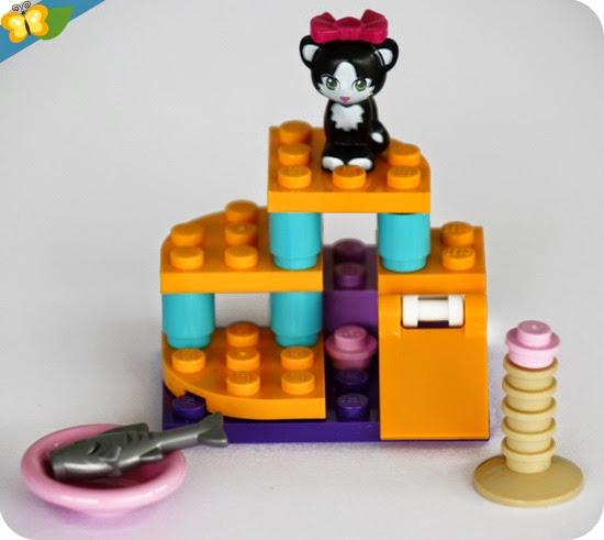 LEGO® Friends Animaux - Série 1 - Le chat