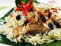 Resep Membuat Nasi Kebuli Ayam Khas Arab
