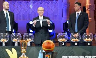 2014 FIBA World Cup