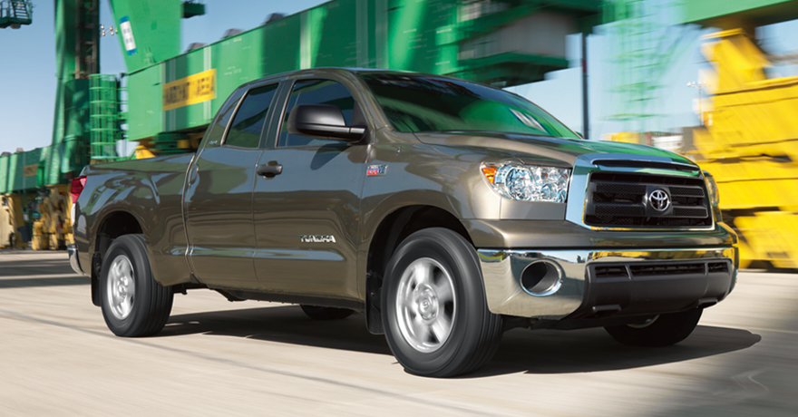 Toyota recalls more than 50,000 Tundra trucks