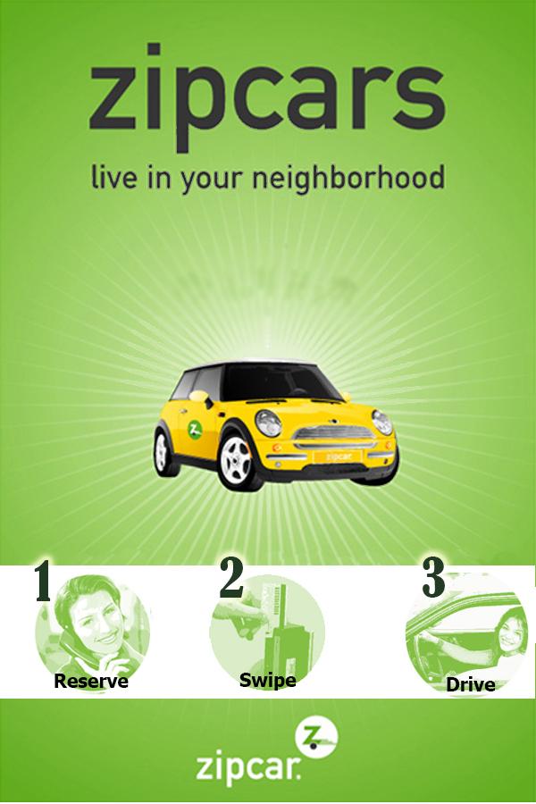 Zipcar Advertising Plan | Daphne Soo's Portfolio