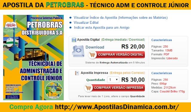 Apostila Petrobrás Advogado Júnior 2015 Processo Seletivo PETRÓLEO BRASILEIRO S.A.