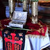 Εορτάστηκε η μνήμη των Κρητικών Αγίων Παρθενίου και Ευμενίου