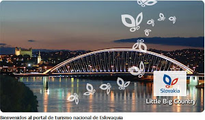 Portal de turismo de Eslovaquia