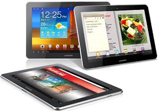 Samsung Galaxy Tab 750 Image