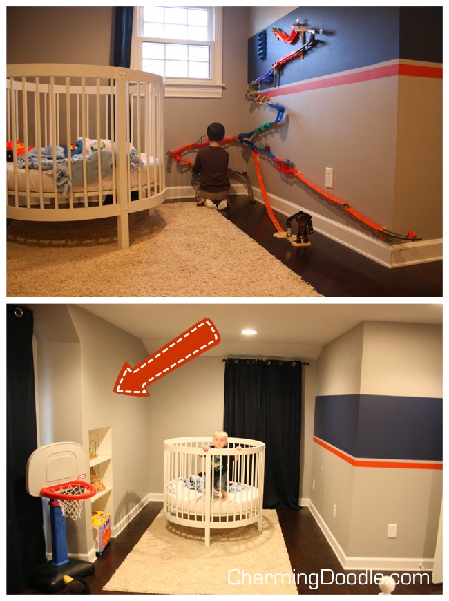 Charming Doodle Sew It Build It Built In Bunk Bed Inspiration