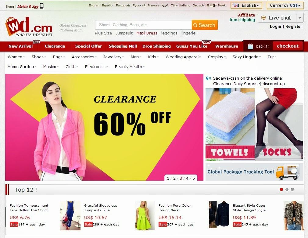 Сайт Очень Дешевой Одежды