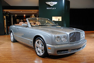 Bentley Azure Images