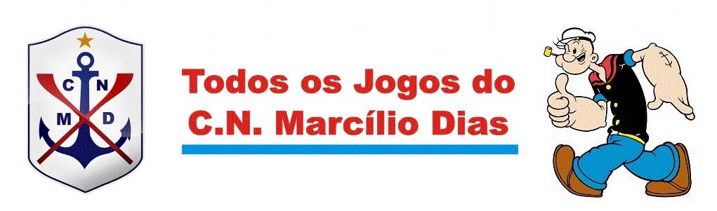 Todos os Jogos do C.N. Marcílio Dias