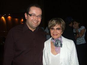 Antonio Carlos Gomes e Glória Menezes