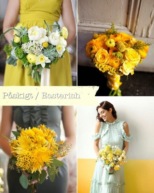 bukett påsk, påskgula bukettre, gul bukett, bukett påskliljor, bouque easter, easter yellow bouquet, yellow bouquet, bouquet daffodils