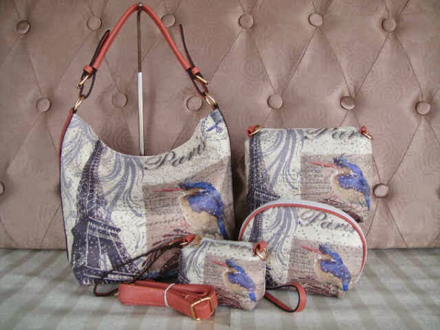 Tas Fashion 14749 (Brown)