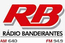 Jairo Reis na Band FM94.9  e AM640