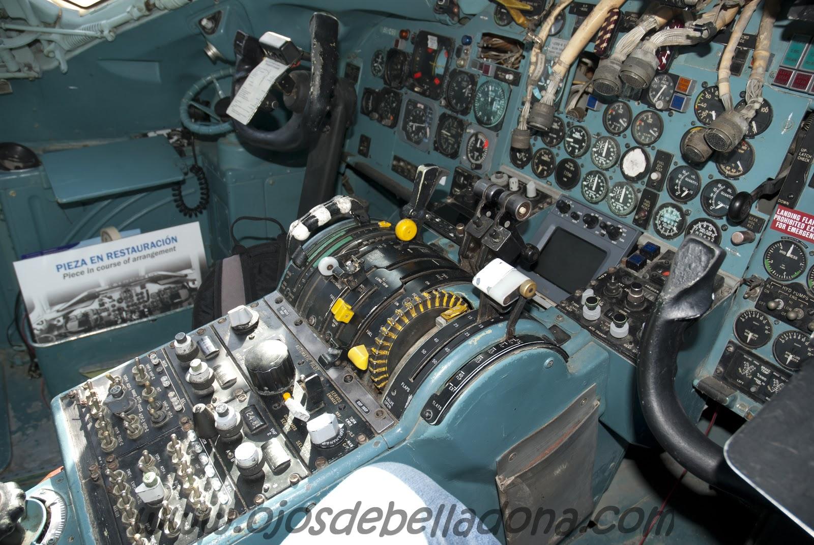 DC9 Museo de la Aviación Málaga