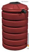 Bushman 205 gallon round tank