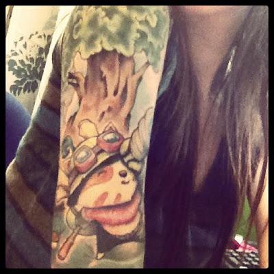 Teemo Tattoo