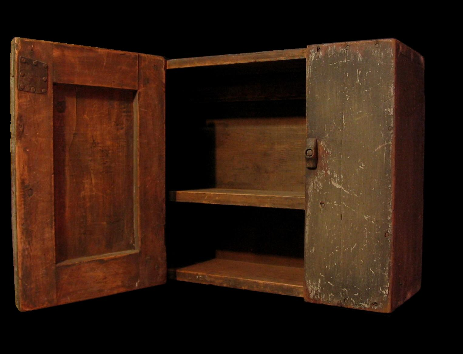 Primitive Wall Cabinets Daryl Mcmahon Primitive Wall Cupboard