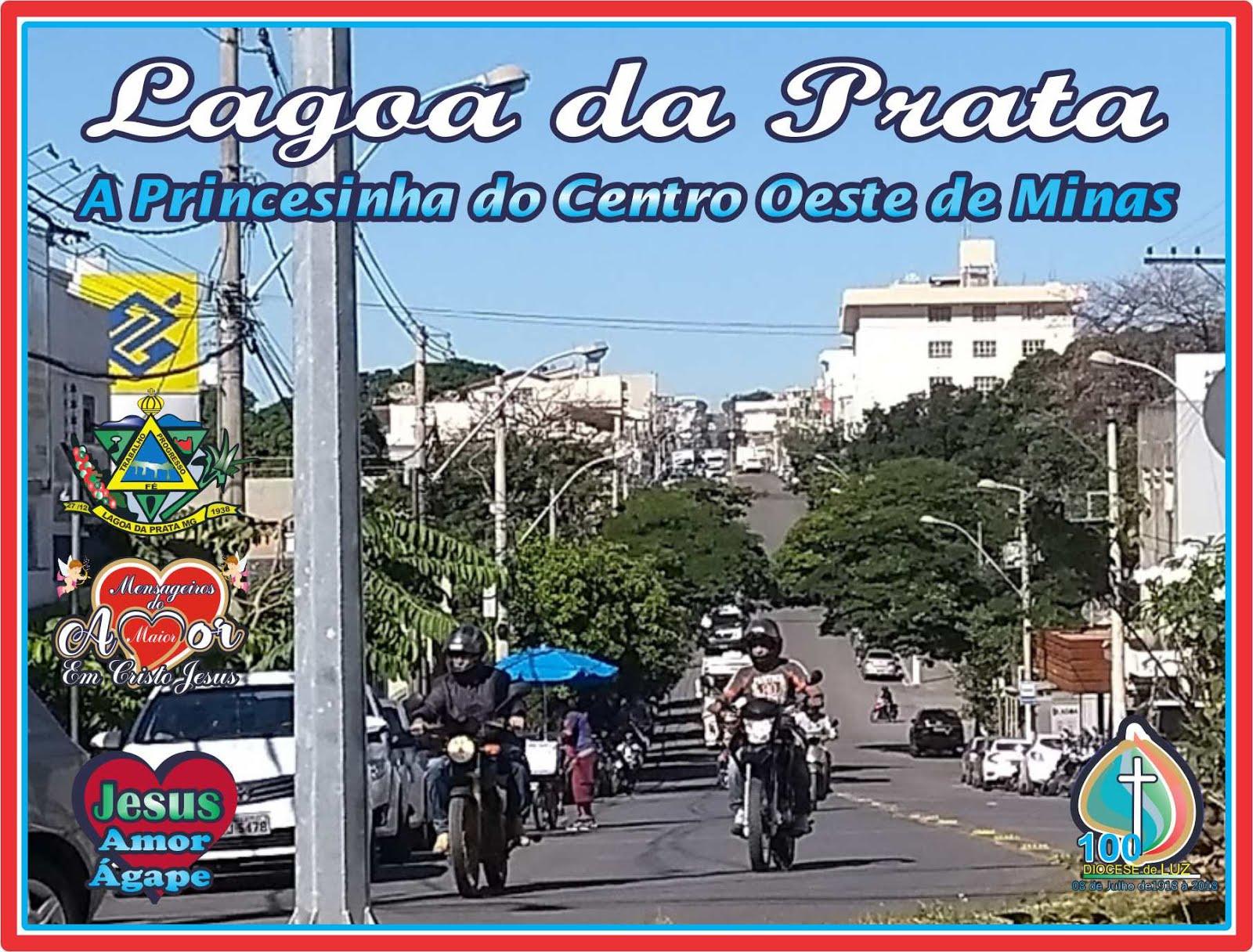 80 Anos de Lagoa da Prata A Princesinha do Centro Oeste de Minas Gerais