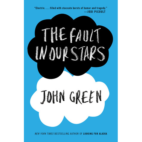 Book Bucket Challenge - The Fault in Our Stars