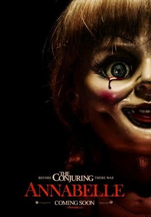Review Annabelle 2014