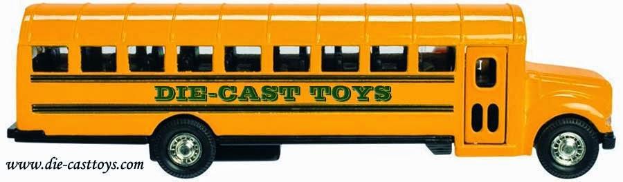 Die-cast Toys