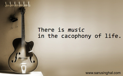 Life, Quote-Unquote, Music