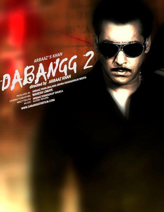 dabang2 - Highest-grossing bollywood films of 2012