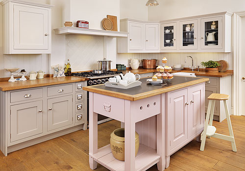 Simply beautiful kitchens the blog inset shaker for Kitchen ideas john lewis