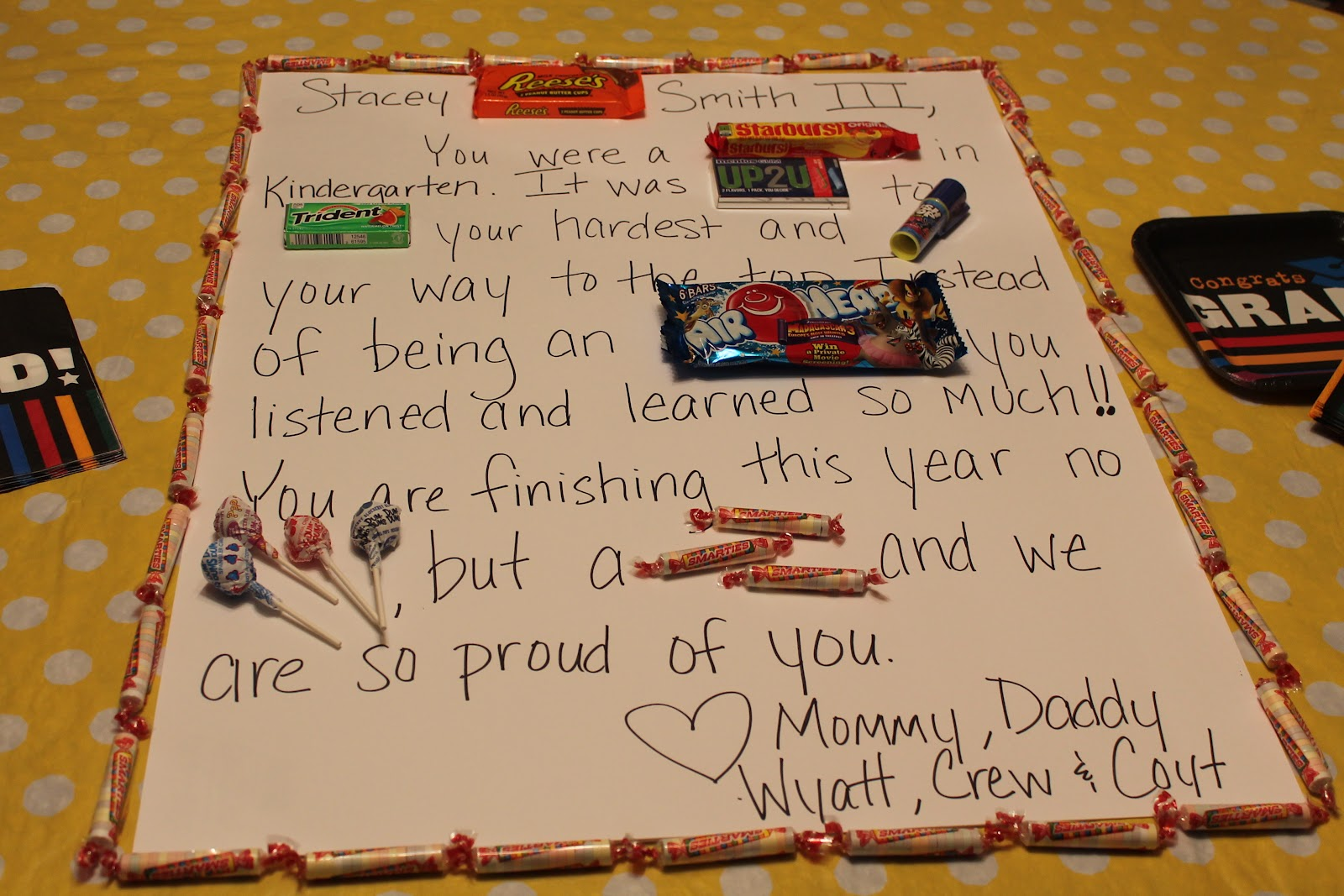 cute kindergarten sayings | just b.CAUSE