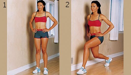 Как сделать так бы ноги быстро похудели 222