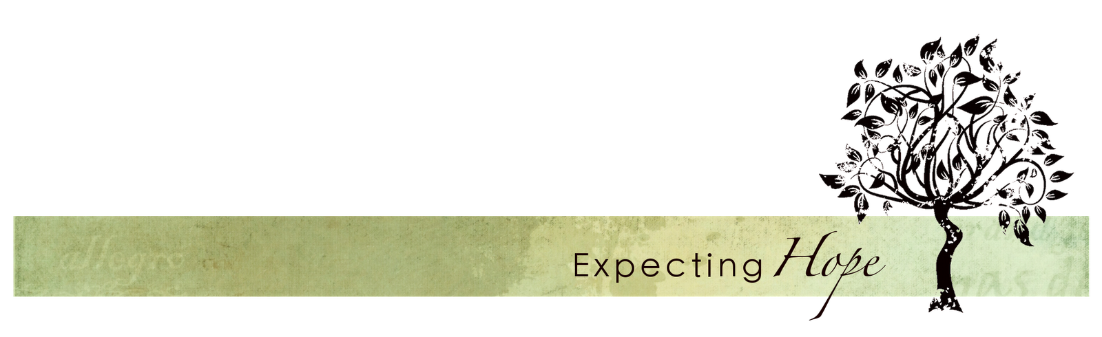 expecting hope