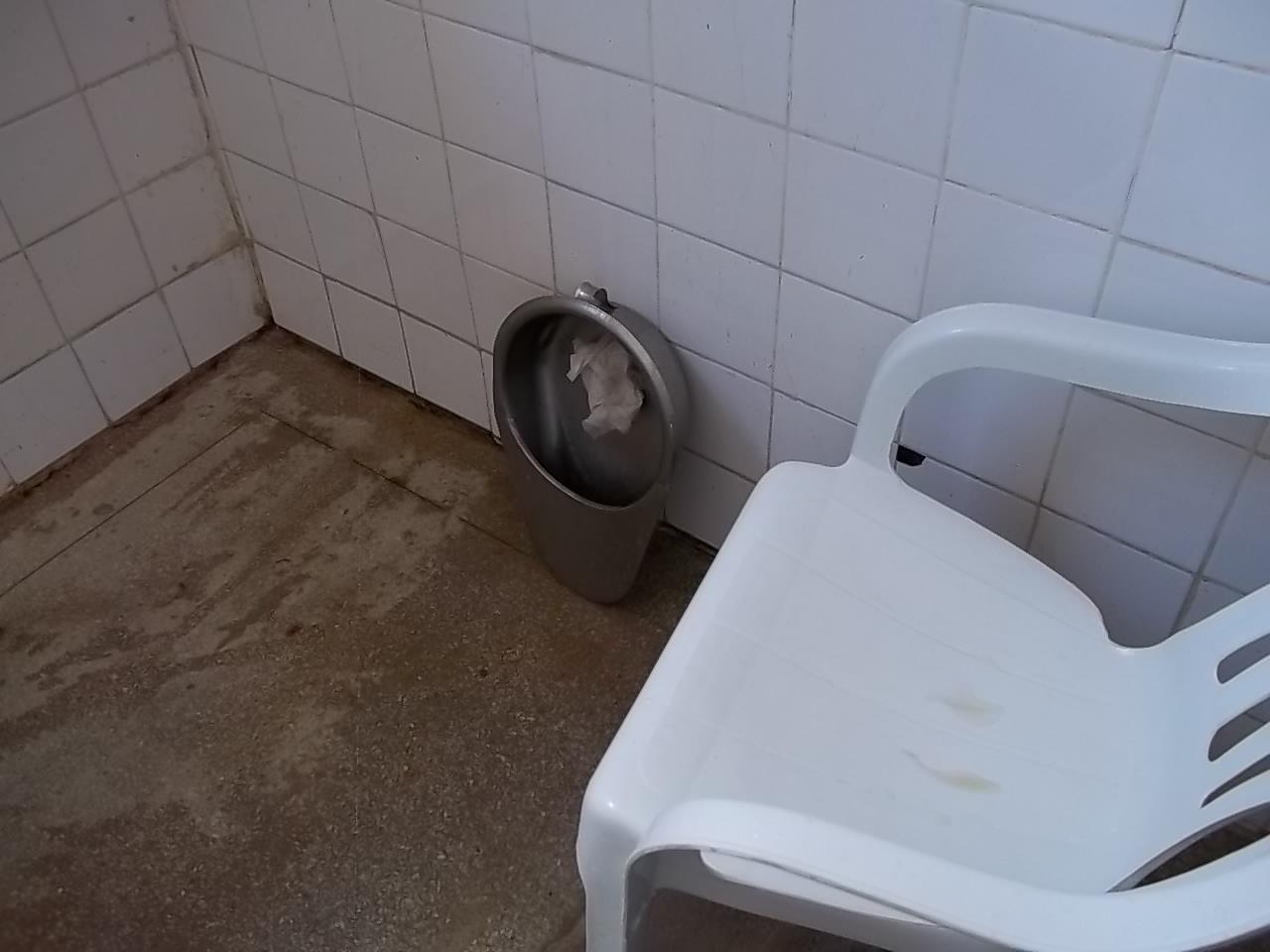 GALERIA DE FOTOS DO PESQUEIRA EM FOCO: FOTOS TIRADAS NO INTERIOR DO  #4F637C 1280x960 Atenção Banheiro Interditado