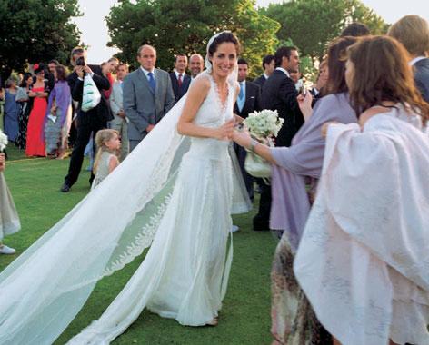 mae's cloud: los mejores vestidos de novia de las celebrities