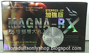 Magna RX Pill
