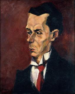 Lajos Tihanyi – The Critic