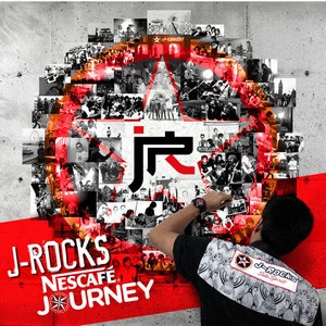 J-Rocks - J-Rocks Nescafe Journey (Album 2013)