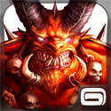 Dungeon Hunter 4 Icon Logo