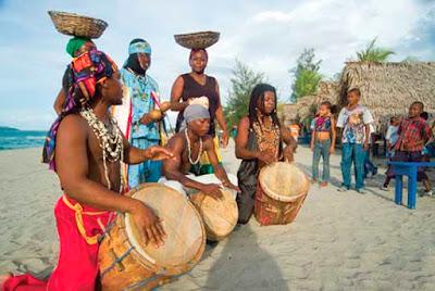 Cultura Garífuna
