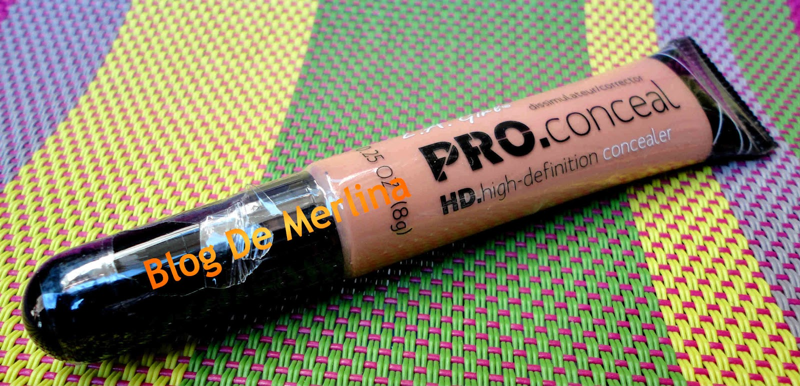 Corrector Pro.Conceal HD De L.A. GIRL ~ Maquillaje... Tips ...