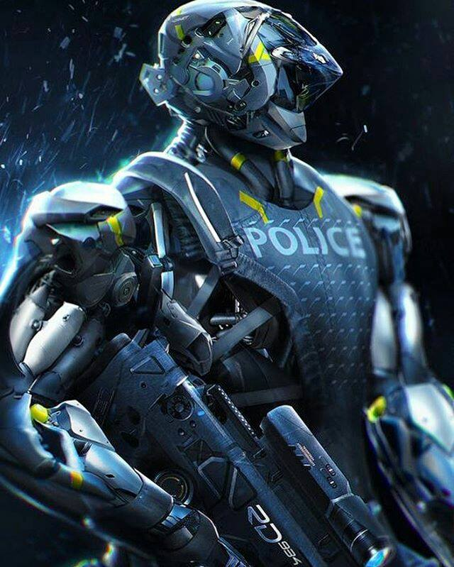 Guerrieri del futuro