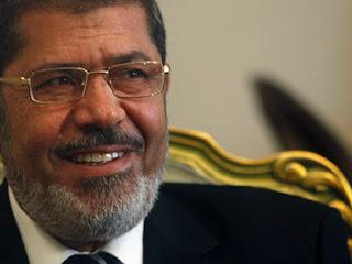 la proxima guerra presidente egipto mohamed morsi