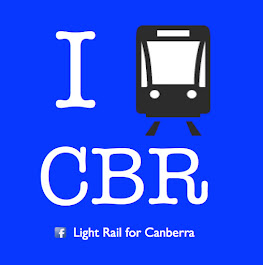I light rail CBR