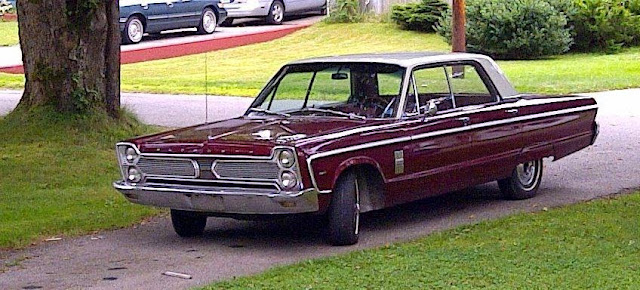1966 Plymouth Fury, Classic Car
