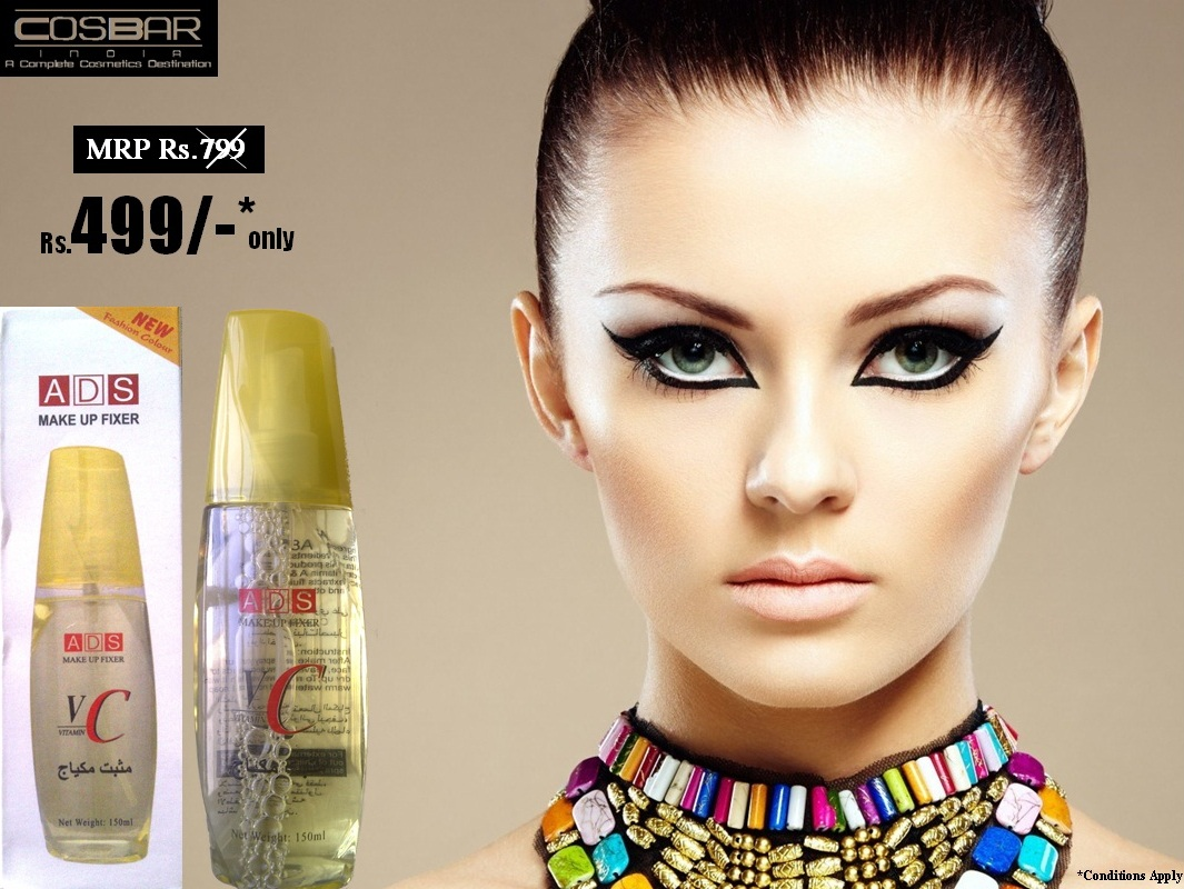 Makeup ads