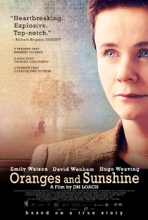 Oranges and Sunshine (2010) online y gratis