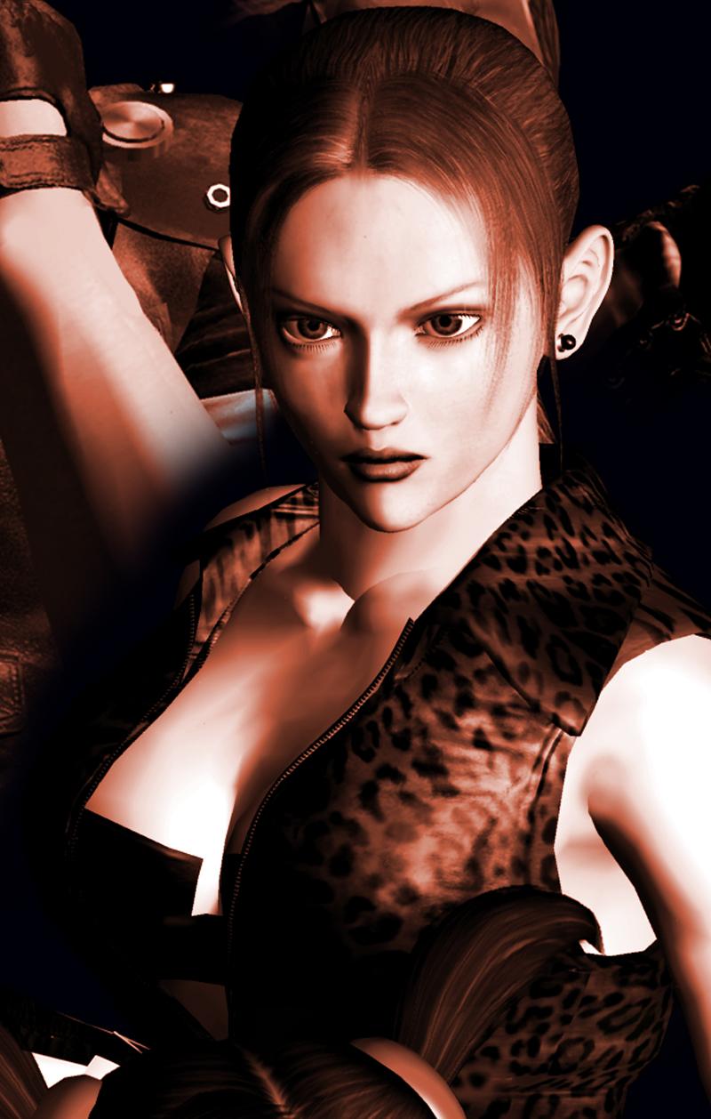 Tekken CG Nina CGI
